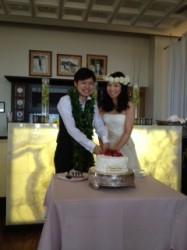 H.I.S. 長岡営業所 ハワイ挙式 バラのハクレイ