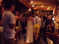 新潟 結婚式 ブライダルエキシビジョン「ARCH」 オシャレな衣装