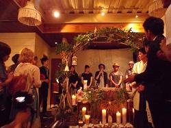 新潟 結婚式 ブライダルエキシビジョン「ARCH」 挨拶