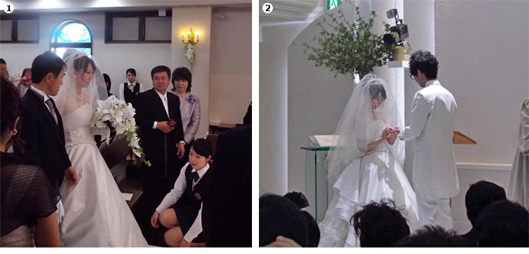 結婚式,結婚,新潟,新潟ビップ,チャペル,挙式